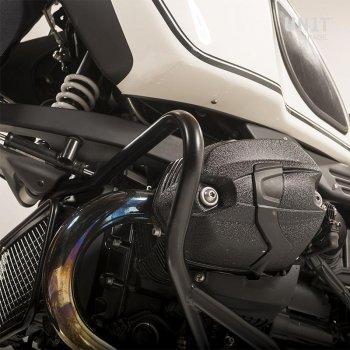 Parazoller und Motorschirmbar