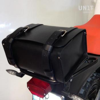 GS Rückentasche aus erstklassigem Leder