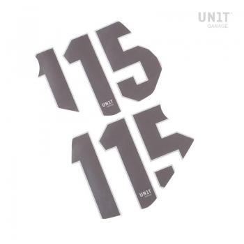 Aufkleber 115