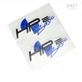 HP2 Basisaufkleber
