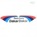 PARIS DAKAR Motorsport Aufkleber
