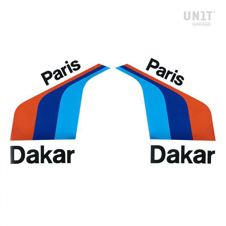 PARIS DAKAR Aufkleber