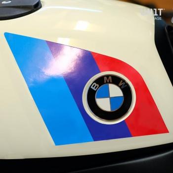 Motorsport sKrambler Aufkleber