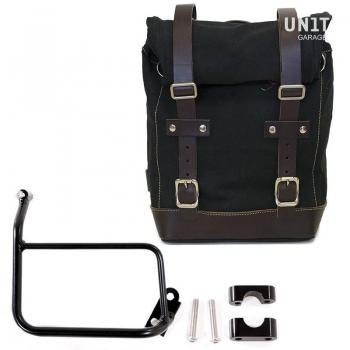 Canvas Seitentasche + R1200 GS Rahmen