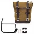 Canvas Seitentasche + Rahmen R1200 GS