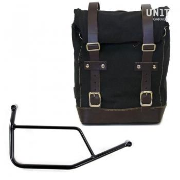 Canvas-Seitentasche + R 1200 R-Rahmen