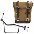 Seitentasche aus Segeltuch + Rahmen R 1200 R LC DX
