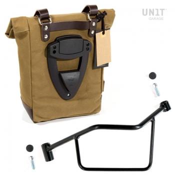 Seitentasche aus Segeltuch + Rahmen R 1200 R LC SX