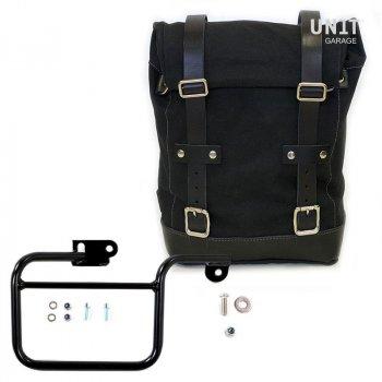 Seitentasche Canvas + Frame Series K
