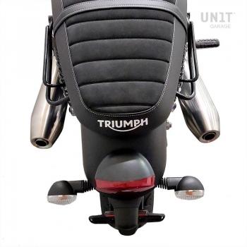 Segeltuchtasche + Triumph Rahmen DX Street Twin 900 (2016 Bis heute)