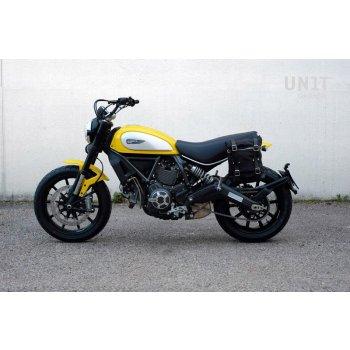 Seitentasche + Ducati Rahmen