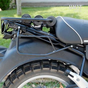 Seitentasche + R1200R Rahmen