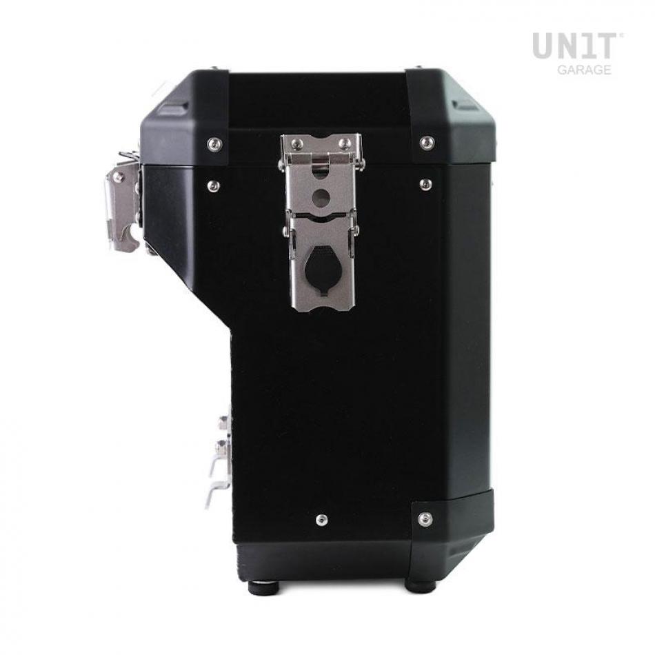 Unitgarage Seitentasche aus Aluminium 45L