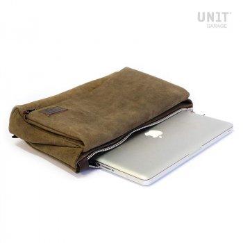 Fezzan Messengertasche aus Leder
