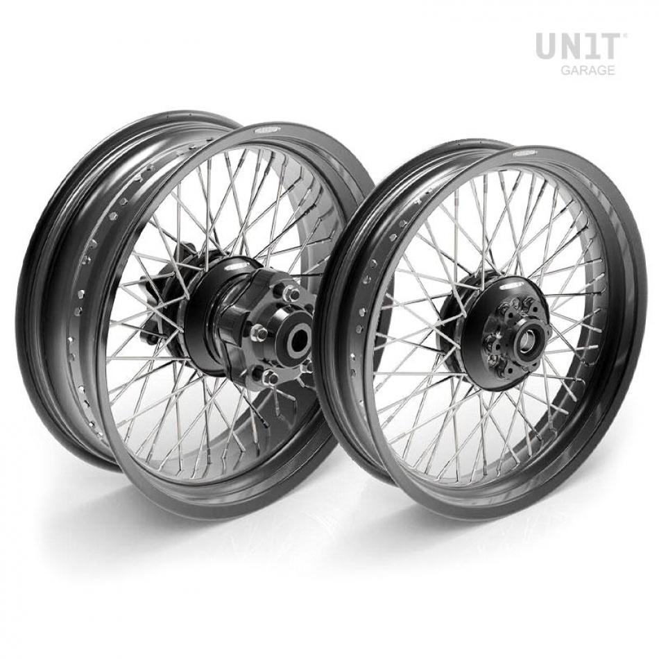 Paar Speichenräder Ducati Desert Sled 800 48M6