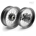 Paar Speichenräder NineT Racer & Pure 48M6