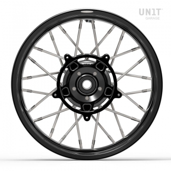Paar NineT UrbanGS 24M9 Speichenräder