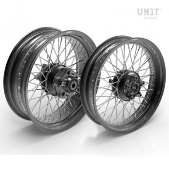 Paar Speichenräder Triumph BonnevilleSE 48M6
