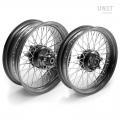 Paar Speichenräder Triumph T120 48M6