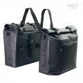 Zwei Khali-Seitentaschen aus TPU 35L - 45L