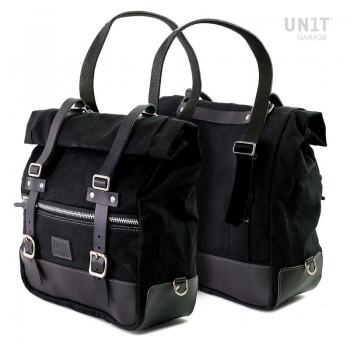 Zwei universelle Seitentaschen