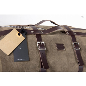 Kalahari Duffle Bag 25L Leder Split