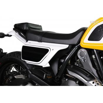 Seitliche Ducati-Kits Ducati Fuoriluogo für niedrigen Schalldämpfer