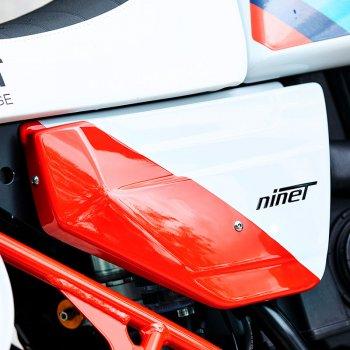 Seitenteile nineT Paris Dakar Kit