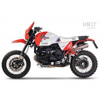 Seitenteile nineT Paris Dakar Kit GR86