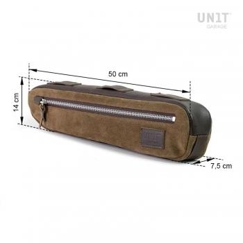 Gobi Tasche aus Leder