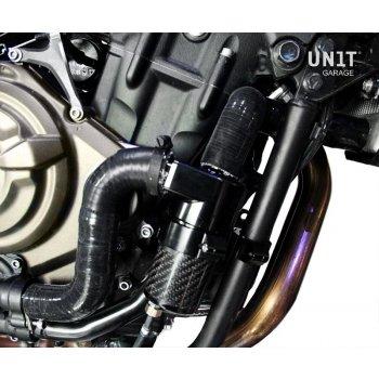 Kühlung KIT1 mit Druckerhöhungspumpe kombiniert mit dem Original