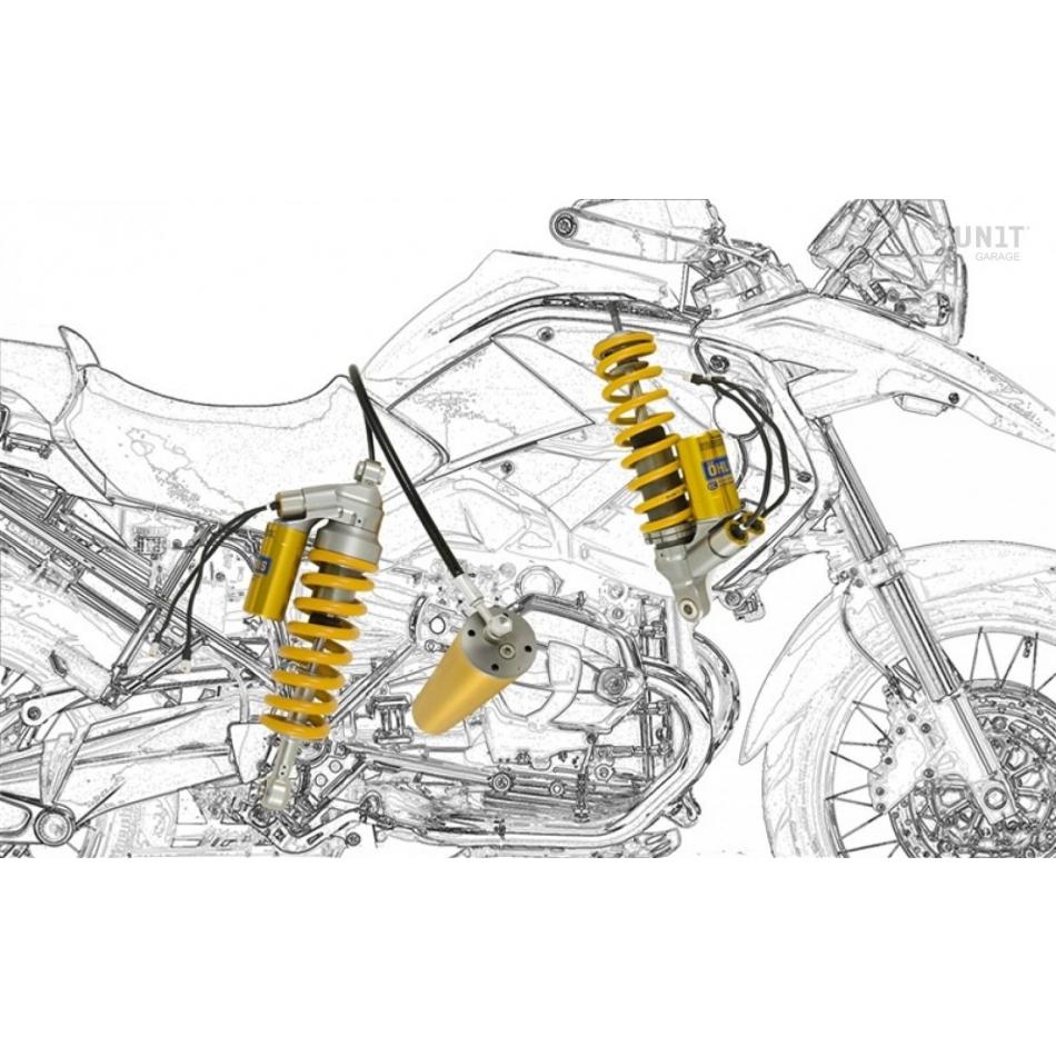 KIT-RACKS BMW R 1200 GS SYSTEM MECHATRONISCHE OHLLINS