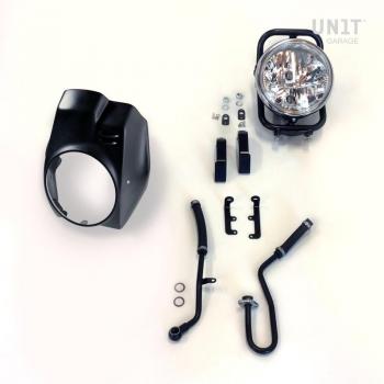 PRO GASTON Scheinwerfer Kit + Digitale Instrumentierung