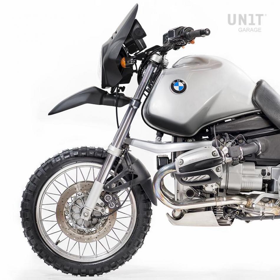 Runde Frontscheinwerfer-Kit mit BMW Reflektor