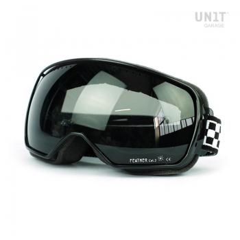 Eyewear-Feder Lite schwarzer Rahmen