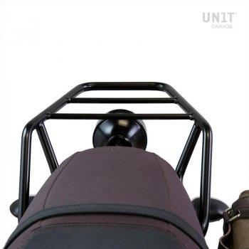 Gepäckträger hinten mit Beifahrersitzen