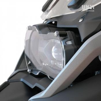 Transparenter Scheinwerferschutz
