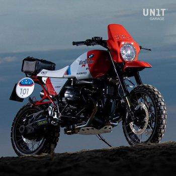 Vordere Sitzbank Kit Paris Dakar aus Sky