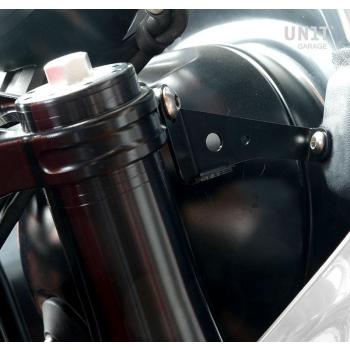 Montagehalterungen für Fenouil Windschutzscheibe mit Gabel cod.2904