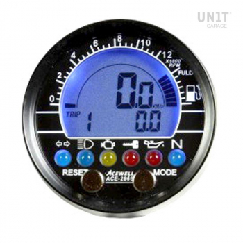 Digitaler Tachometer/Motorradanzeige