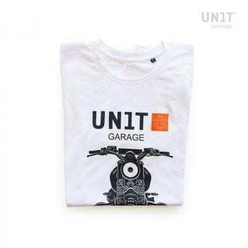 Unit Garage T-Shirt weiß