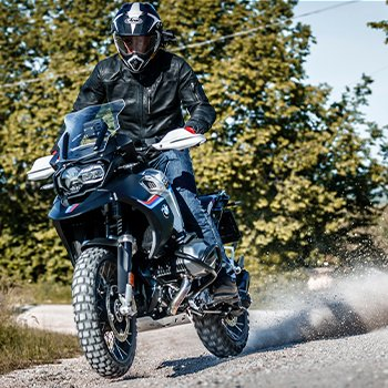 BMW GS Rad LC - KIT Unit Garage, TEST