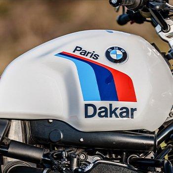Kit Paris Dakar